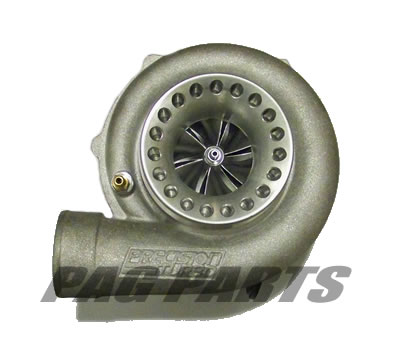 Precision HP 5858 Turbocharger <font color=red>Billet Wheel</fon