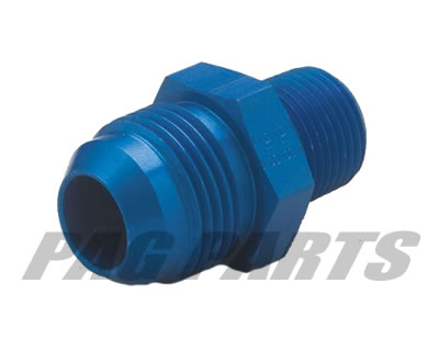 -10AN to 3/8NPT Straight Adapter