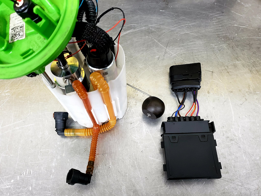 MK7 MQB Brushless Fuel Pump Upgrade