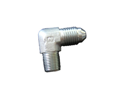 -4AN to 1/8NPT 90deg Adapter