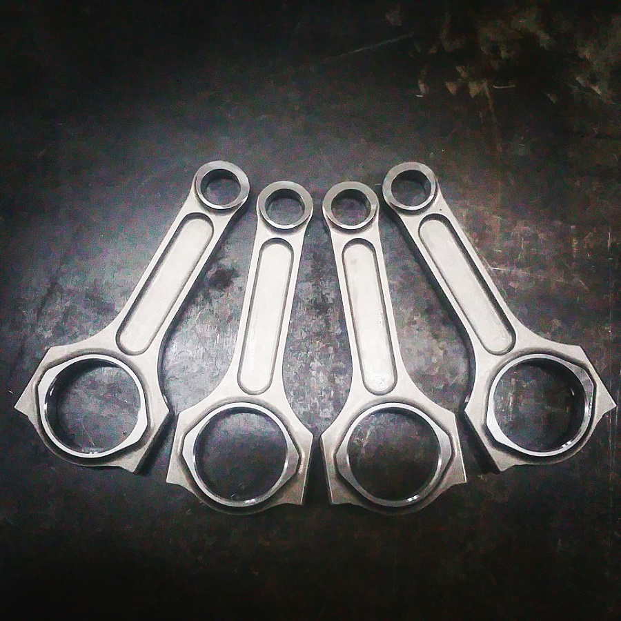 Brute IX Connecting Rod Set - Drop In TSI 23mm