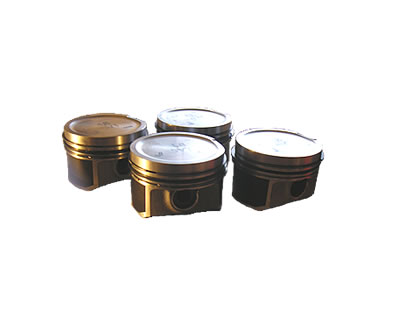 VW/Audi 1.8T Piston Set AEB
