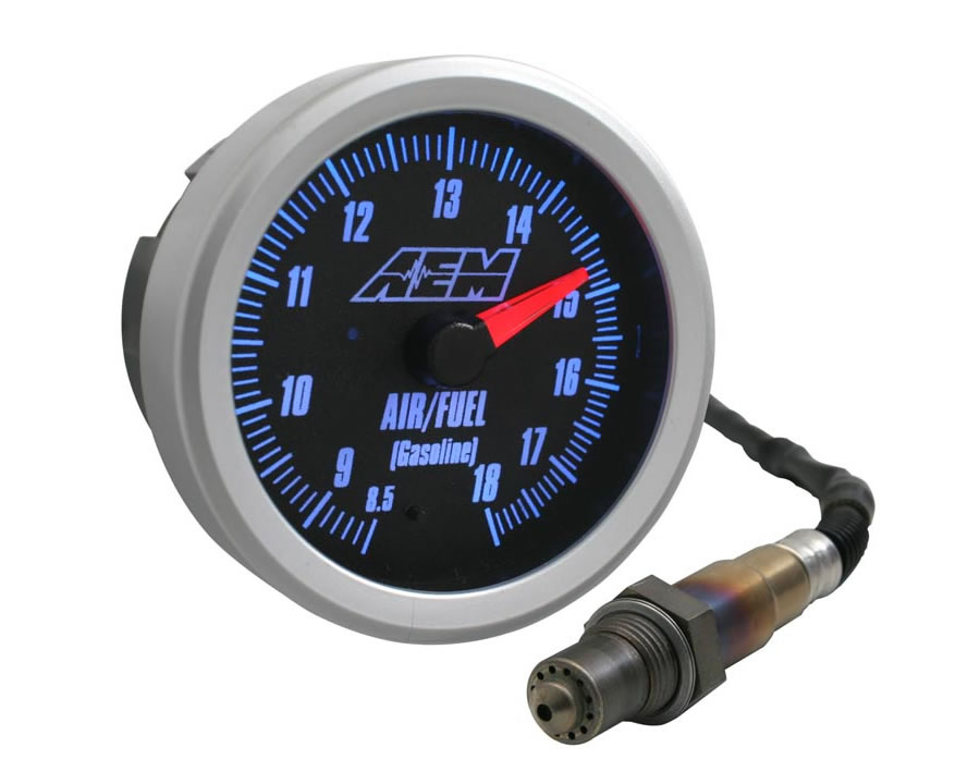 AEM Analog Wideband Air/Fuel Ratio Gauge