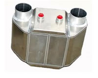 Air to Water Intercooler Cores