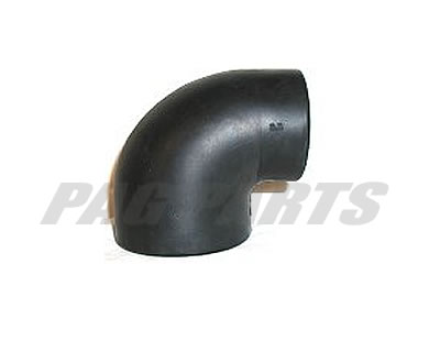 "2.5""/3"" 90Deg Transition Rubber Coupler"