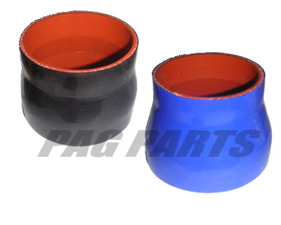 "2.5""/2.75"" Transition Silicone Coupler"