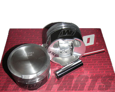 Wiseco VW/Audi 1.8T 81mm Forged Piston Set
